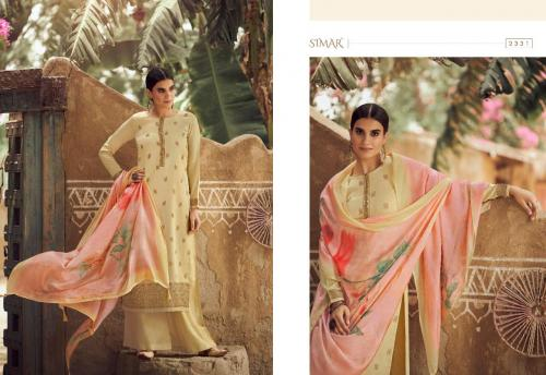 Glossy Simar Adah 2331-2336 Series