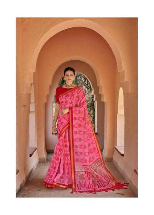 Triveni Saree Globle 11795 Price - 541