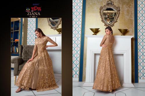 Vipul Fashion Ziana 4626 Price - 3424