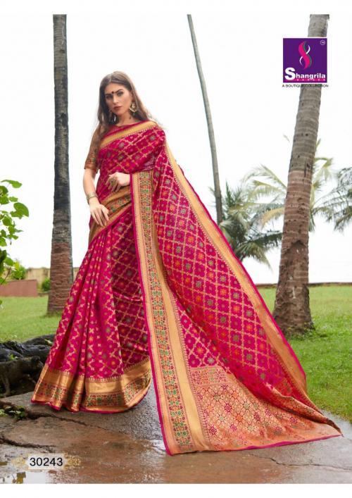 Shangrila Saree Raagsutra Silk 30243 Price - 1170