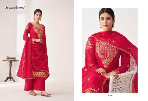 Aashirwad Creation Anita 8394 Price - 1695