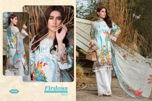 Shree Fabs Firdous Exclusive Collection 6165