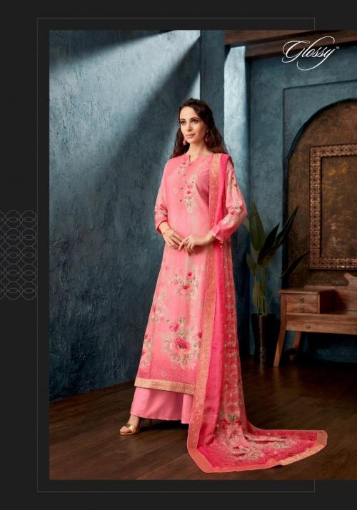 Glossy Zara 4545-4552 Series