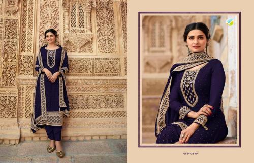 Vinay Fashion Kaseesh Andaaz 14108 Price - 1690