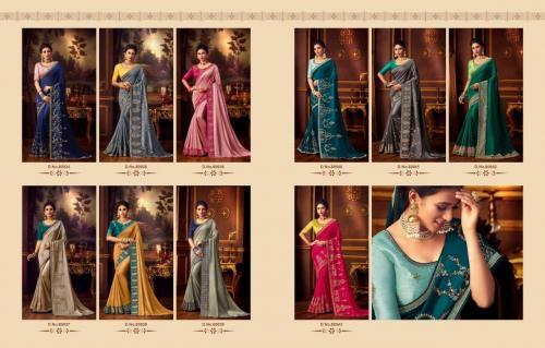 Vritika Saree 80034-80043 Price - 22950