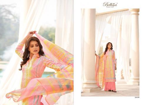 Belliza Designer Vogue 546-001 Price - 700