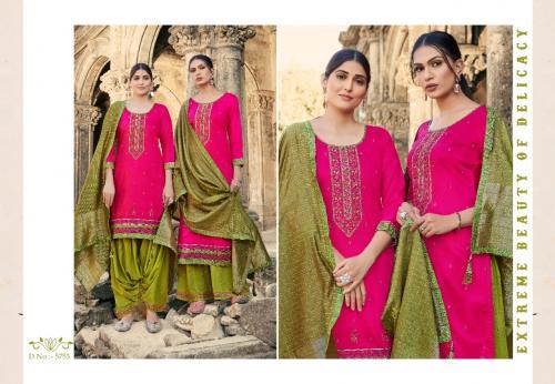 Kessi Fabric Lashkara 5753 Price - 940