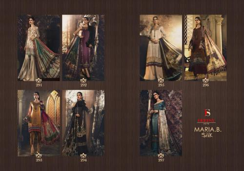Deepsy Suits Mariya B Silk 291-297 Price - 5425