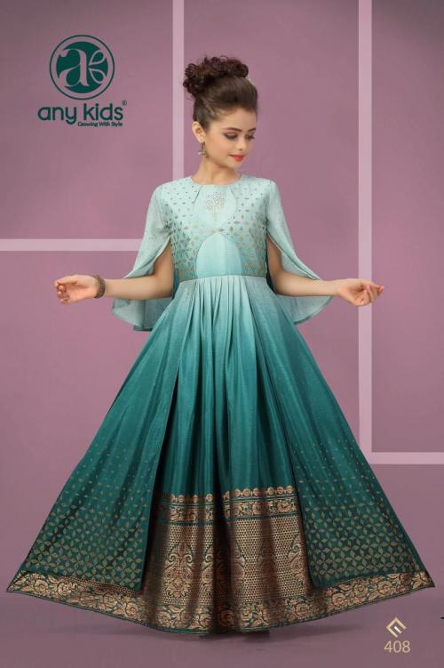 Any Kids Designer Gowns 408 Price - 1399