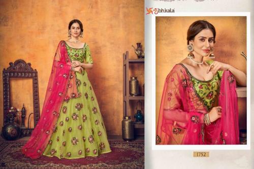 Shubhkala Girly 1752 Price - 3200