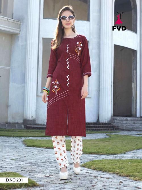 Fashion Valley Dress City Girl 201 Price - 700