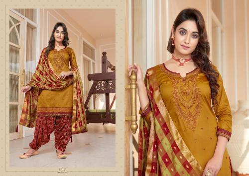Kessi Fabrics Shangar by Patiala House 5717 Price - 999