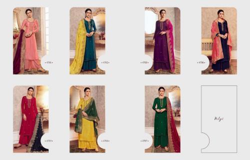 LT Fabrics Nitya 4701-4707