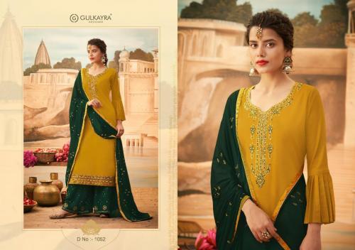 Aashirwad Creation Gulkayra Designer Lotus 1052 Price - 1275