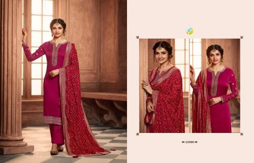 Vinay Fashion Kaseesh Season 13386 Price - 1680