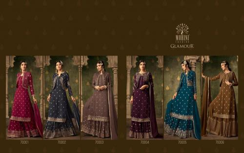 Mohini Fashion Glamour 70001-70006