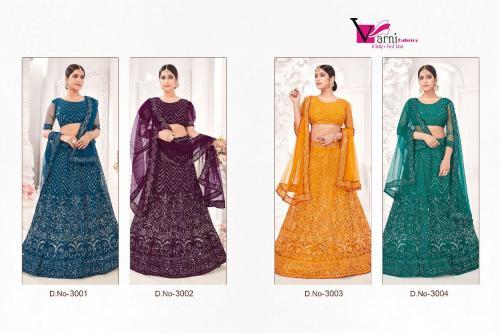 Varni Fabric Zeeya Noor 3001-3004 Price - 6796