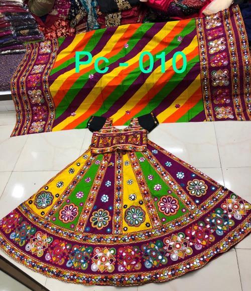 Designer Navratri Special Lehenga Choli PC 010 Price - 2495