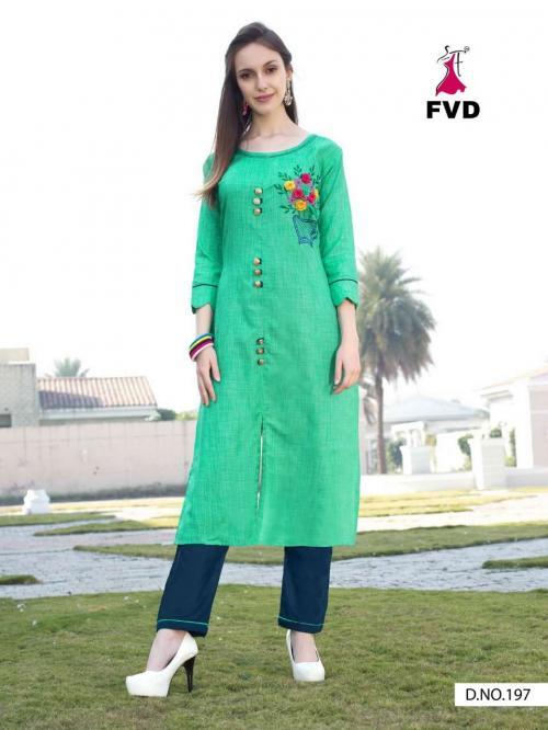 Fashion Valley Dress City Girl 197 Price - 700