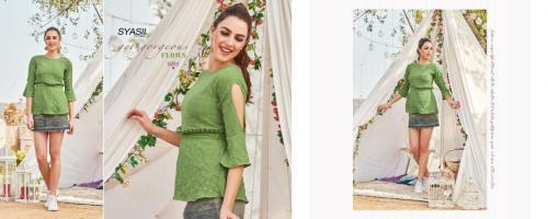 Syasii Designers Sumeer Beauty 1017 Price - 395