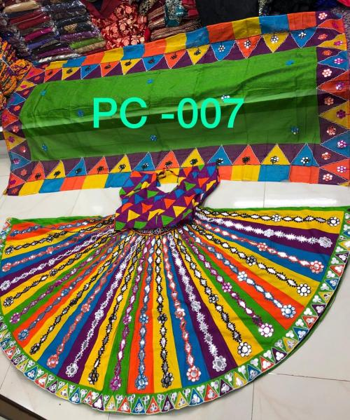 Designer Navratri Special Lehenga Choli PC 007 Price - 2495