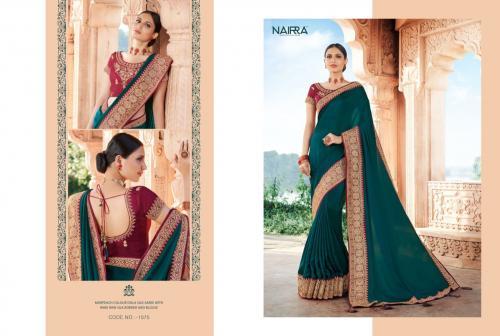 Nakkashi Nairra- Anokhi 1075 Price - 1275