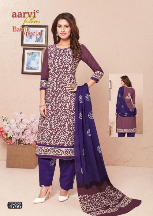 Aarvi Batik Special 4767 Price - 525