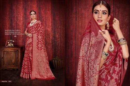Elina Fashion Aasopalav Silk 2130 Price - 1190