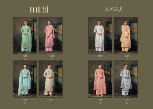 Glossy Simar Mirai 1530-1537 Price - 7800