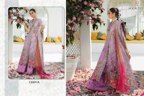 Hoor Tex Nafiza Colour Gold 13009 A Price - 1650