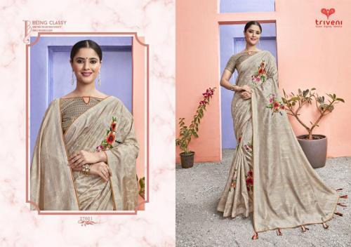 Triveni Saree Georgeous 27601-27608 Series