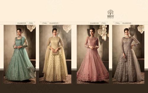 Mohini Fashion Glamour 77001-77004 Price - 19380