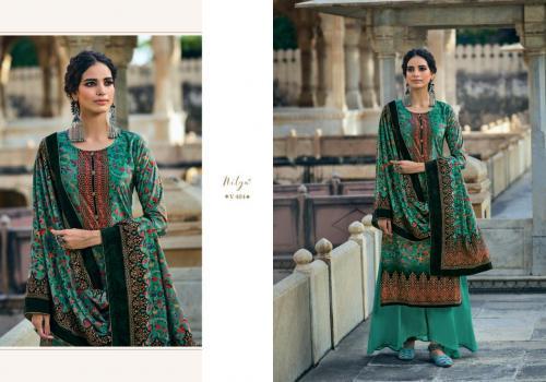 LT Fabrics Nitya Velvet 404 Price - 1660