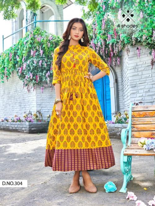4 Shades Sundari 304 Price - 620