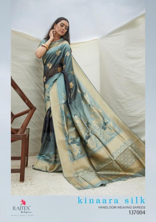 Rajtex Saree Kinaara Silk 137004 Price - 1560