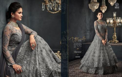 Mohini Fashion Glamour 66 66001-66004 Series