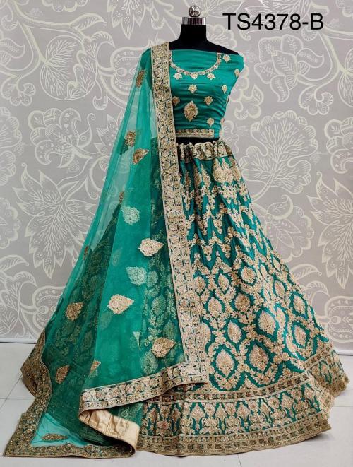 AGF TS Lhenga Choli 4378 B Price - 7100