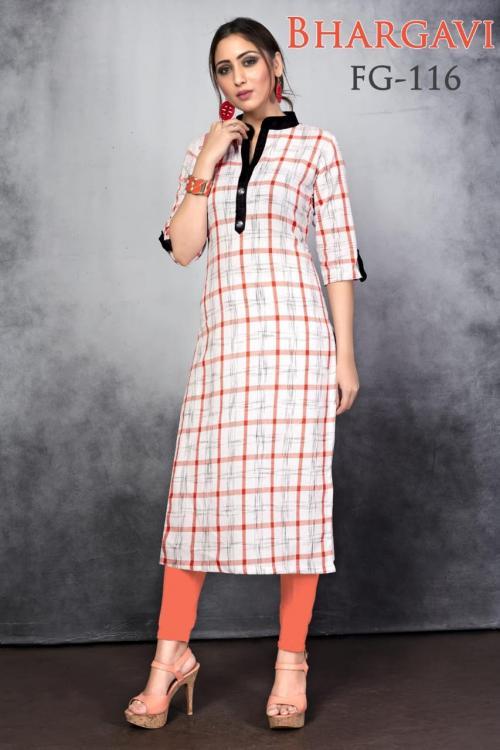 FG Bhargavi 116 Price - 700