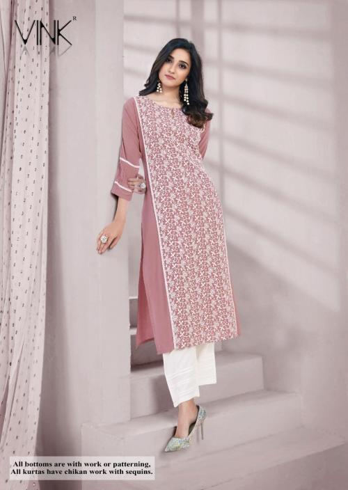 Vink Fashion Lucknowi 863 Price - 1000