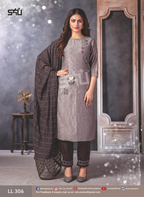 S4U Shivali Limelight 306 Price - 1681
