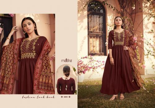 Maisha Maskeen Shanaya 1803 Price - 1039