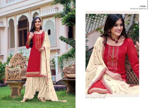 Kessi Fabric Patiala House 5938 Price - 849