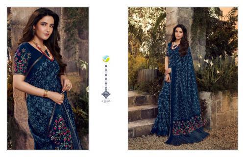 Vinay Fashion LLP Sheesha Resham 22113 Price - Inquiry On Watsapp Number For Price