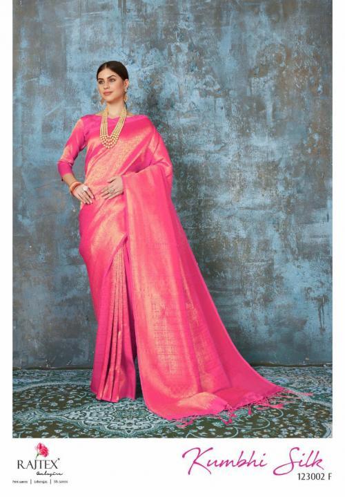 Rajtex Kumbhi Silk 123002 F Price - 1560