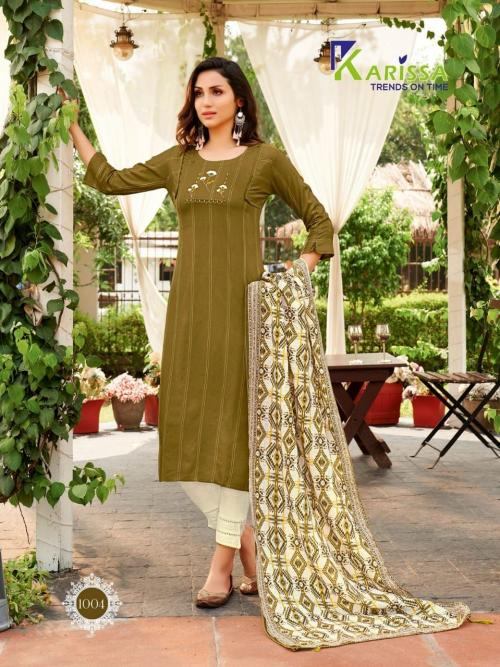 Karissa Trendz Bombay Beauty 1004 Price - 1105