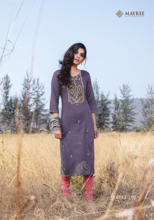 Mayree India Albeli 210 Price - 525
