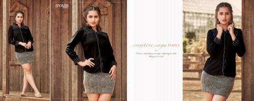 Syasii Designers Sumeer Beauty 1013 Price - 395