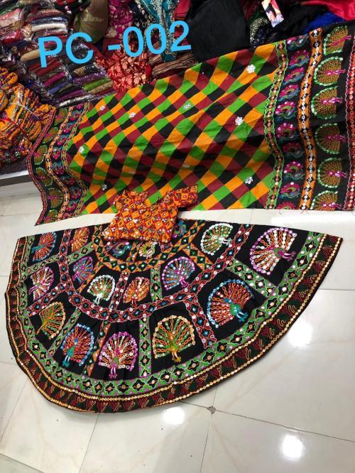 Designer Navratri Special Lehenga Choli PC 002 Price - 2495