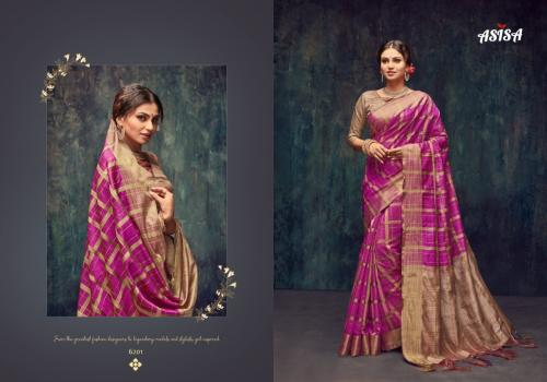 Asisa Shanaya 6201-6206 Series