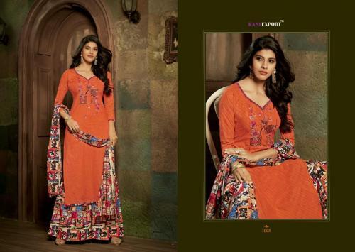 Rani Exports Kashida Kari 1005 Price - 695